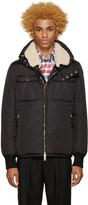 Moncler Black Down Darwin Jacket