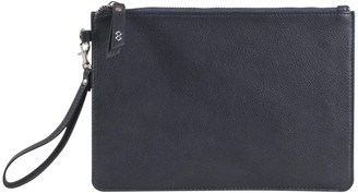 Issara Leather Clutch