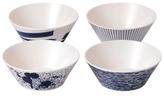 Royal Doulton Pacific Cereal Bowls