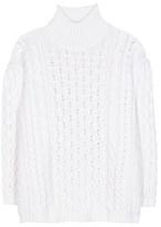 Simone Rocha Wool Turtleneck Sweater