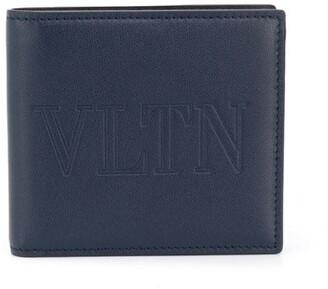 Valentino VLTN print billfold wallet