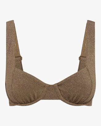 Peony Swimwear Balconette Bikini Top