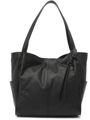 Lucky Brand Lich Leather Tote