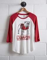 Tailgate Women's Georgia Baseball Shirt