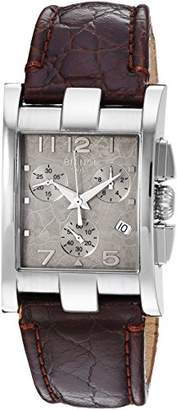 Roberto Bianci WATCHES Women's Cassandra Stainless Steel Swiss-Quartz Watch with Patent Leather Strap