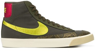Nike Blazer 77 high-top sneakers