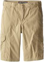 Dickies Big Boys' Washed Rip Stop Cargo Short