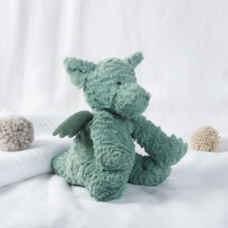 The White Company Jellycat Fuddlewuddle Dragon Toy, Multi, One Size