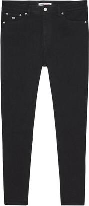 Superdry Sophia Skinny Coated Jeans