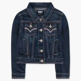 Levi's Toddler Girls (2T - 4T) Thick Stitch Trucker Jacket