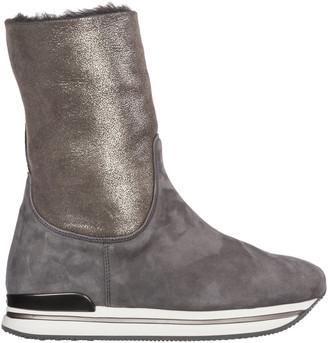 Hogan H222 Ankle Boots