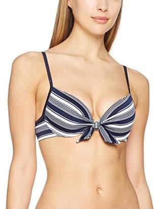 Boux Avenue Boston Single Boost, Women's Plunge Bikini Top,(75E EU)