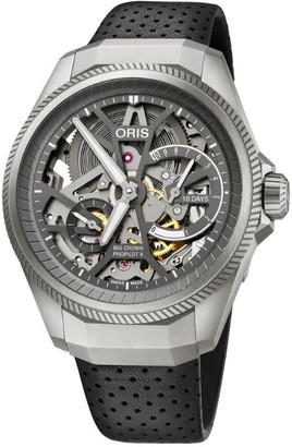 Oris Titanium Big Crown ProPilot X Calibre 115 Skeleton Watch 44mm