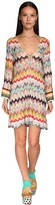 Missoni STRETCH VISCOSE KNIT DRESS