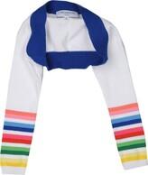 Simonetta Mini Wrap cardigans