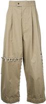 Craig Green drop crotch trousers - men - Cotton/Nylon/Polyester - S