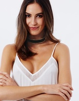 House Of Harlow Helicon Choker Necklace
