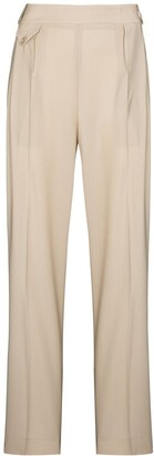 ENVELOPE1976 Wool Tailored Trousers
