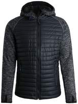 Superdry Blizzard Winter Jacket Navy Grit