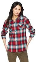 Pendleton Women's Ranch Hand Plaid Wool Shirt