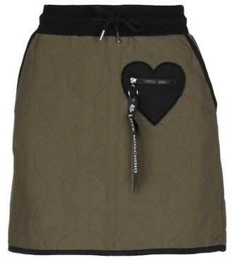 Love Moschino Mini skirt