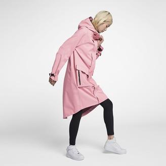 Nike Women's Hooded Anorak City Ready