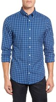 Gant 'Wind Blown' Extra Trim Fit Plaid Oxford Sport Shirt