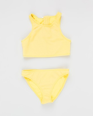 Duskii Amelie Crop Bikini Set - Teens