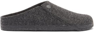 Birkenstock Zermatt Wool-felt Slip-on Shoes - Dark Grey