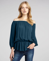 Joie Jefferson Off-The-Shoulder Top