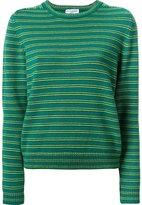 Sonia Rykiel cashmere striped pullover - women - Cashmere - L