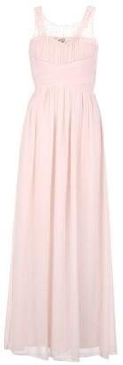Little Mistress Beaded top maxi dress