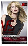 Vidal Sassoon Salonist Hair Colour Permanent Color Kit, 8/1 Medium Cool Blonde