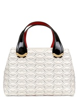"""Patricia Al'kary - """"Lili"""" Quilted Leather Limit.ed Bag"""
