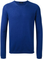 Roberto Collina crew neck sweater - men - Cashmere - 48