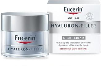 Eucerin Anti-Age Hyaluron-Filler Night Cream 50Ml
