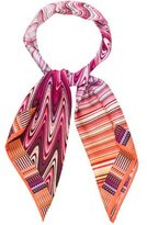 Missoni Abstract Printed Silk Scarf