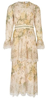 Zimmermann Amelie Long Dress