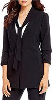 Antonio Melani Sonya Tie Front Jacket
