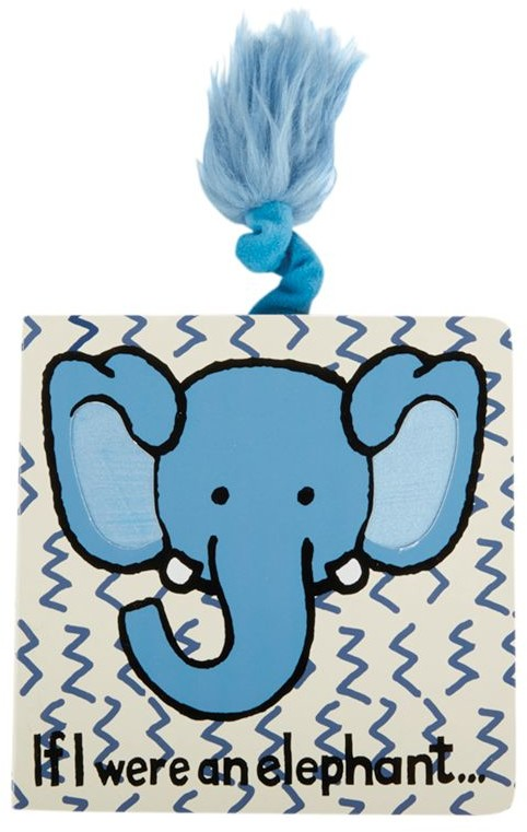Jellycat If I Were An Elephant Children's Book