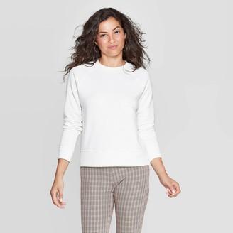 A New Day Women's Crewneck Raglan Pullover
