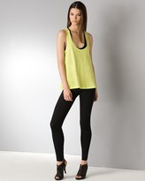 Cotton Layering Racerback Tank Top and