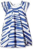 Jean Bourget Baby Girls TINY FILLE CASUAL CHIC Printed Dress - -