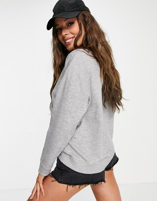 New Look sweatshirt in grey