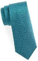 Versace Letter Silk Tie
