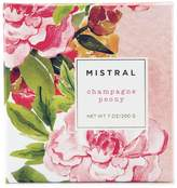 Mistral Champagne Peony Bar Soap by 7oz Soap Bar)