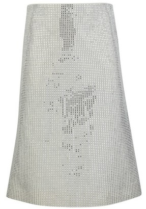 Bottega Veneta Linen skirt