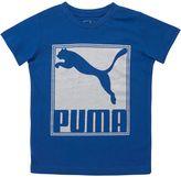 Puma Box Logo T-Shirt (4-7)