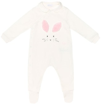 Il Gufo Baby cotton-jersey playsuit