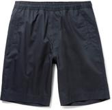 Our Legacy - Cotton-gabardine Drawstring Shorts